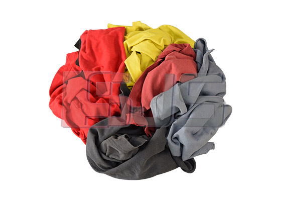68208ded2b8 Dark Color Mixed T Shirt Cotton Rags-Dark color mixed t shirt cotton rags  Grade ...
